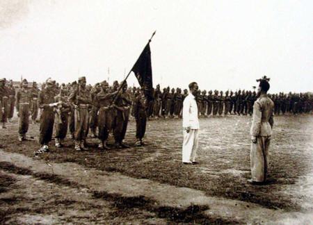 Những tấm ảnh quý về Bác Hồ ngày đầu độc lập