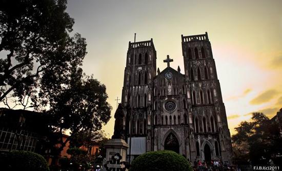 Nhà thờ ở Hà Nội