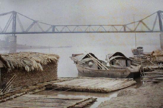 Những bức ảnh màu đầu tiên về Hà Nội (2)