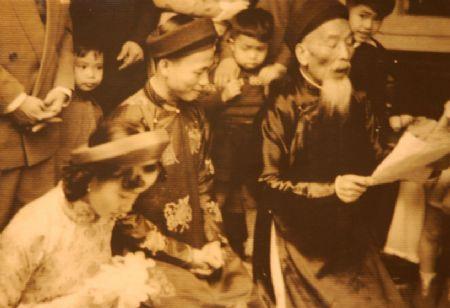 Đám cưới Hà Thành một thế kỷ trước